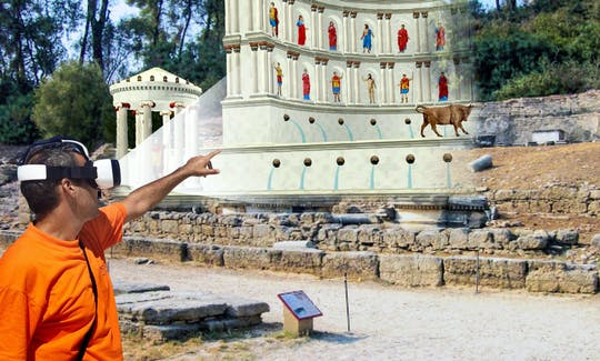 Ancient Olympia Tour for Robinson Club Guests