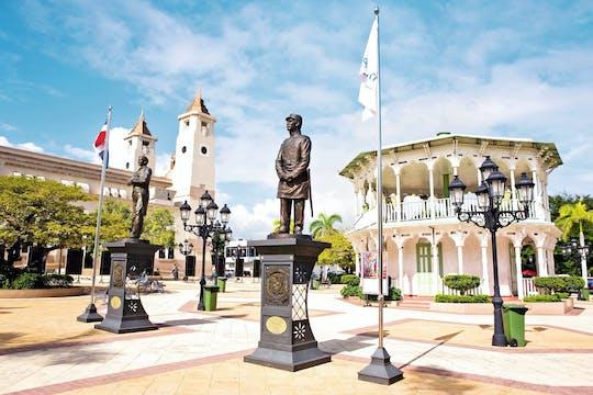La ville de Puerto Plata - visite privée