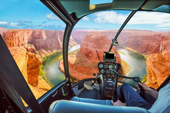 South Rim Helicopter Tour