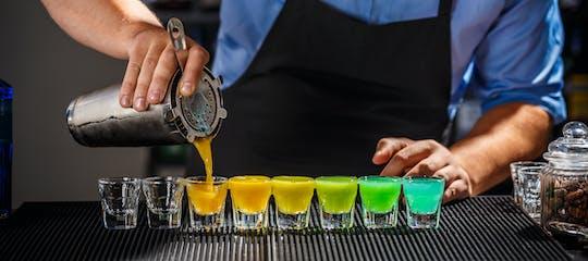 Vodka tasting group tour in Krakow