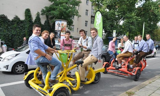 Best of Munich guided tour by ConferenceBike