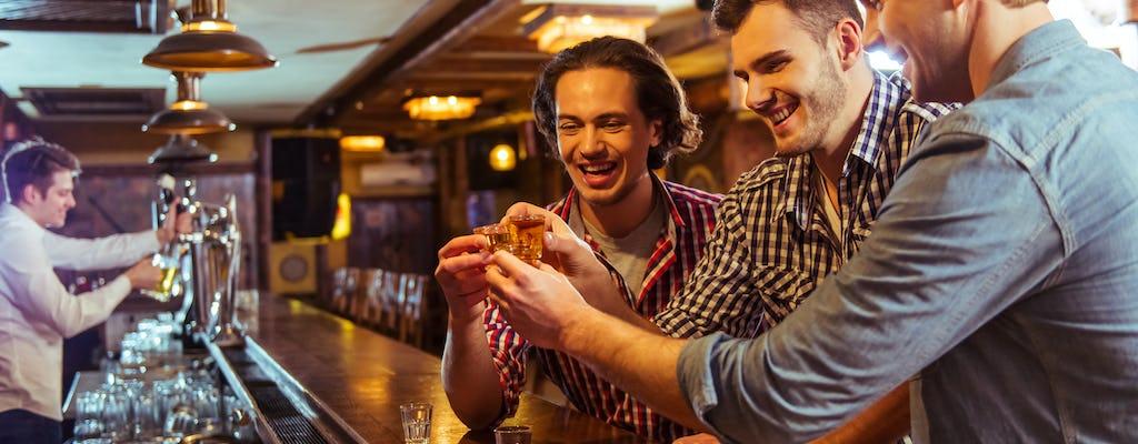 Tour privato di degustazione di vodka a Danzica