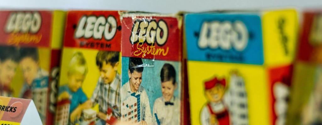 Bilet wstępu bez kolejki do praskiego Muzeum LEGO®