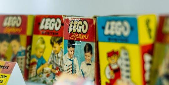 Billet coupe-file pour le musée LEGO® de Prague