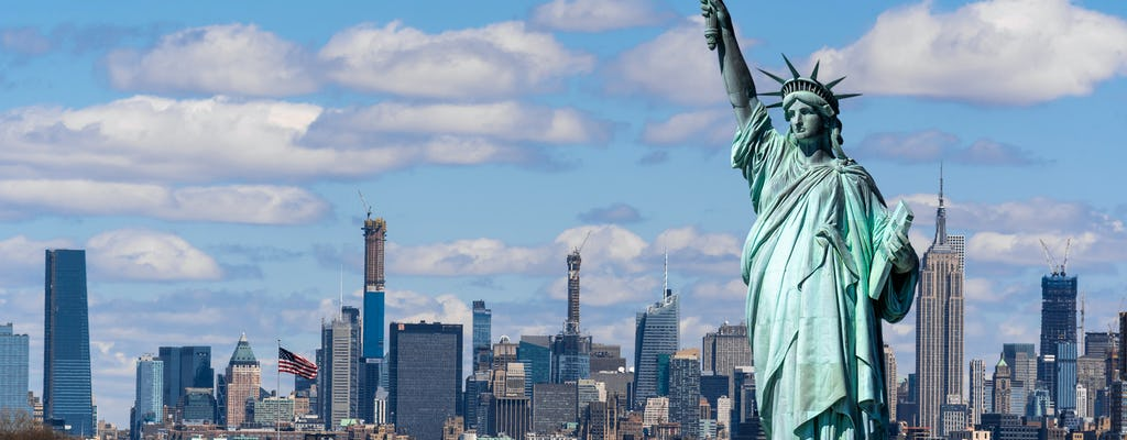 Tour privado de la Estatua de la Libertad con acceso al pedestal
