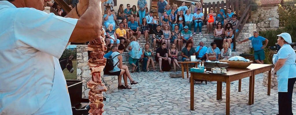 Expérience traditionnelle de Chypre