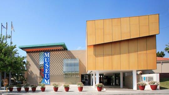 Le musée Thalassa d'Ayia Napa - billet