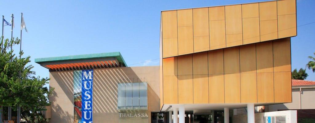 Muzeum Thalassy bilet wstępu do Ayia Napa