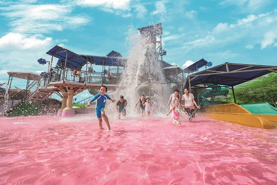 Parc aquatique Adventure Desaru Coast Johor