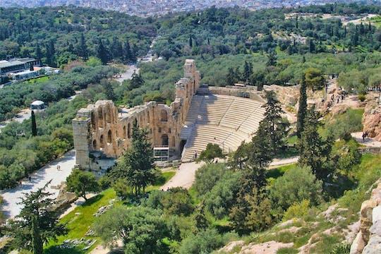 Privé-tour Athene & Acropolis