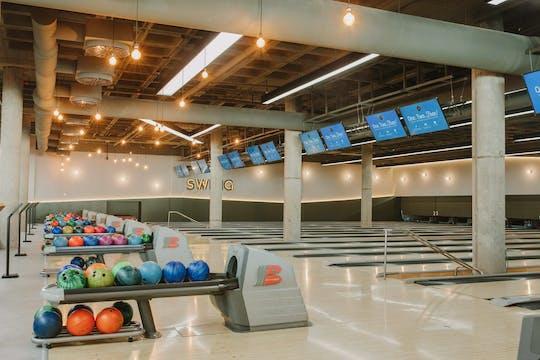 Bowling at Holiday World