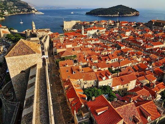 Het beste van Dubrovnik-wandeltocht