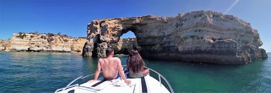 Passeio de barco privado Benagil a partir de Portimão