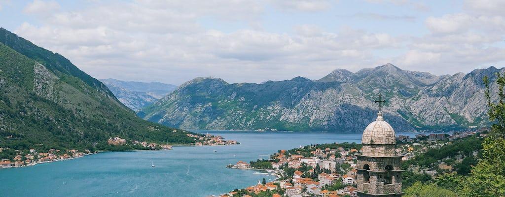 Privétour naar Kotor en Budva vanuit Dubrovnik