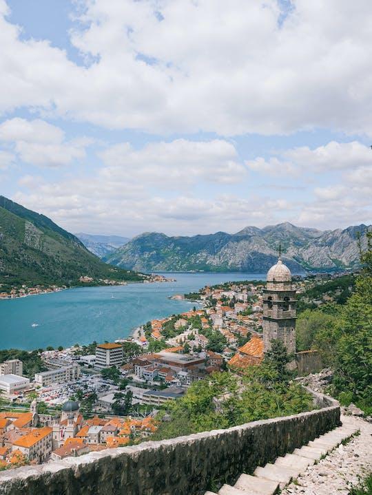 Visite privée à Kotor et Budva depuis Dubrovnik