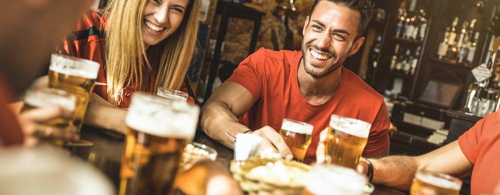 Tour de degustação de cerveja e comida premium em Varsóvia