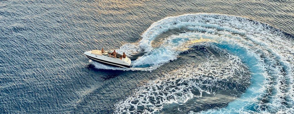 Частная экскурсия на целый день на скоростном катере из Дубровника