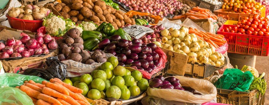 Half-day Nairobi shopping tour