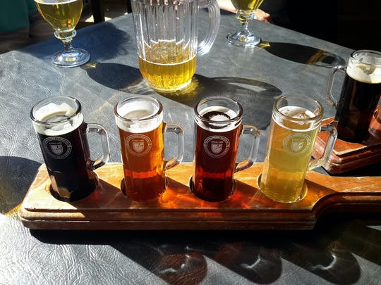 Premium beer and food tasting tour in Wroclaw