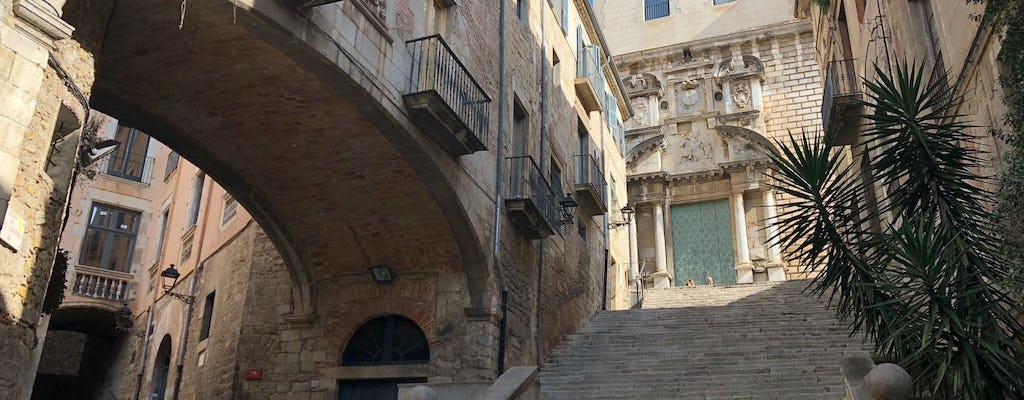 Medieval Girona guided tour
