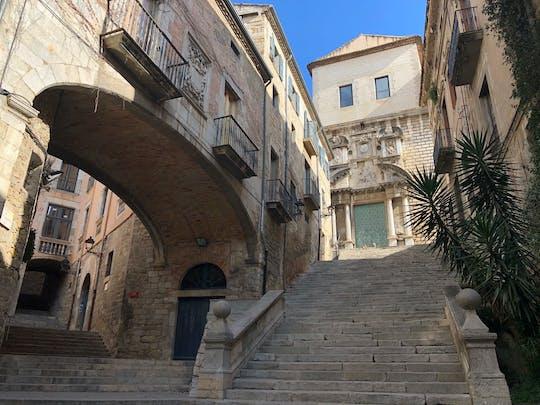 Mittelalterliche Girona Führung