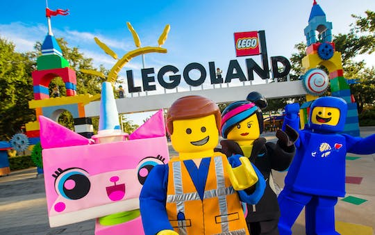 LEGOLAND® Florida admission tickets