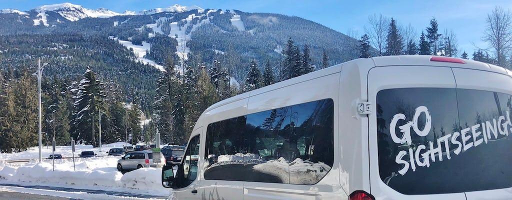 Tour privado de Whistler