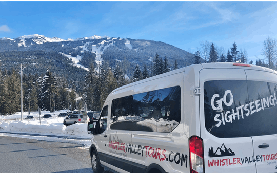 Private Whistler Sightseeing Tour