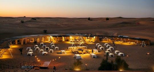 Sonara Camp woestijnervaring en diner