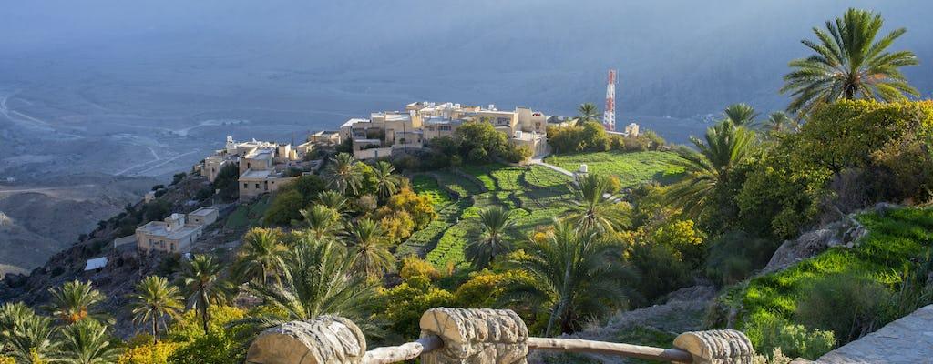 Tour privado de día completo por Wadi Shatan y Wakan Village