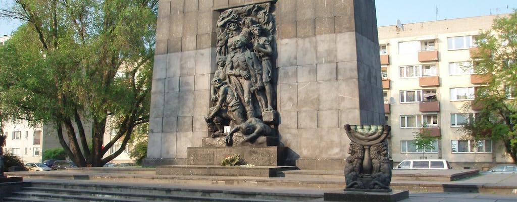 Recorrido privado a pie por la historia y los hechos de la Segunda Guerra Mundial de Varsovia