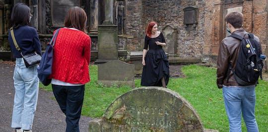 The Greyfriars graveyard tour in Edinburgh