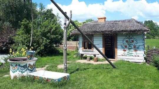 Zalipie окрашенные деревня индивидуальная экскурсия из Кракова