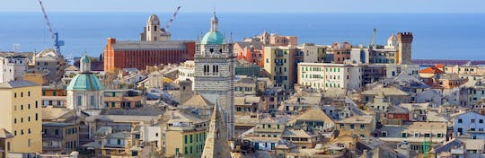 Secrets of Genoa guided tour with a storyteller