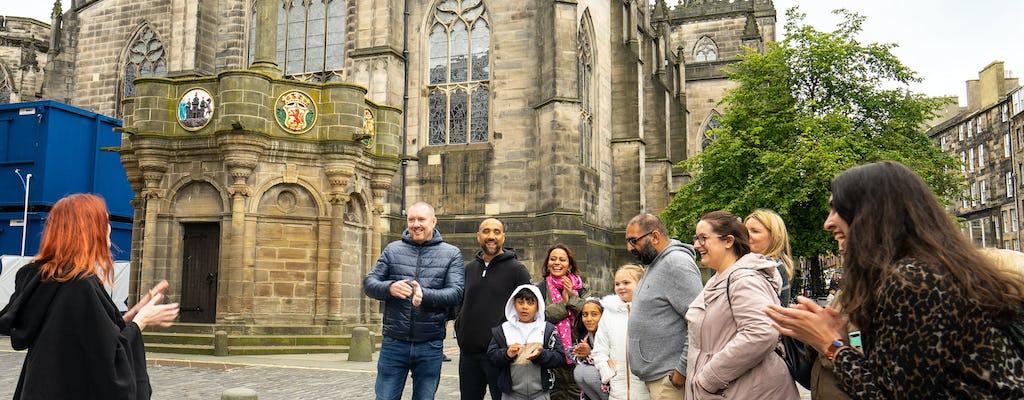 Verborgen geheimen van de Royal Mile-wandeltocht door Edinburgh