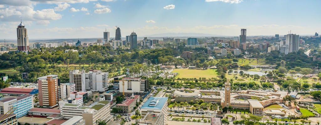 Nairobi city half-day tour