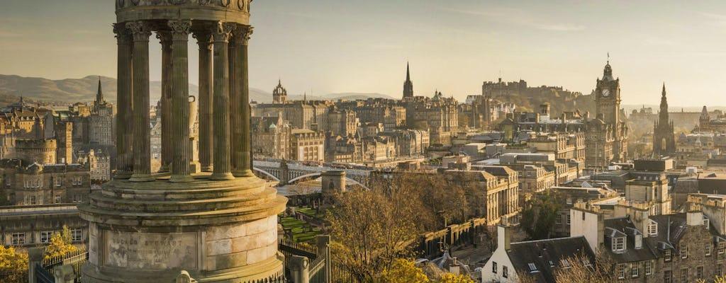 Tour privado de historia y cultura de Edimburgo