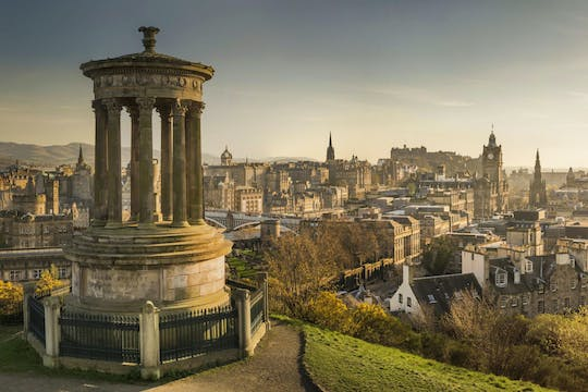 Private Edinburgh history and culture tour