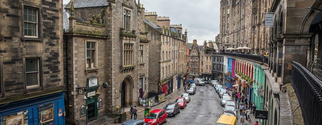 Visite privée de l'histoire du peuple d'Édimbourg
