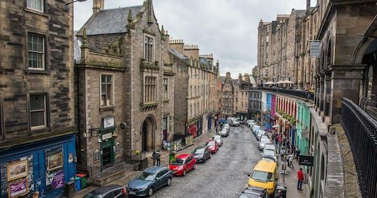 Privérondleiding door Edinburgh People's Story