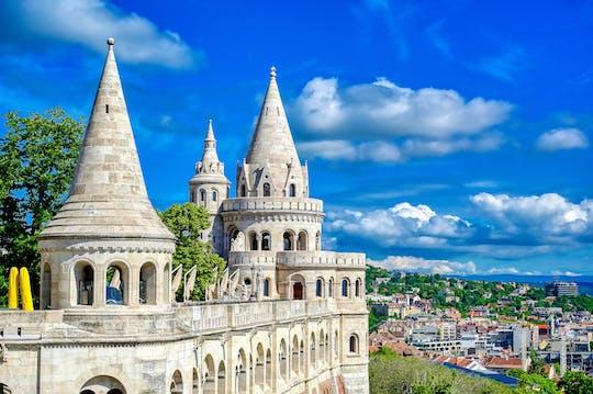 Tour privato a piedi del Castello di Buda