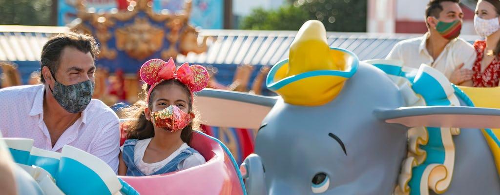 Bilhetes para vários dias no Walt Disney World Resort com Park Hopper®
