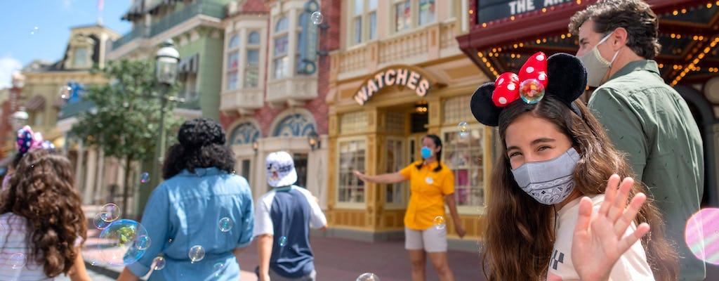 Bilhetes de vários dias para o Walt Disney World Resort com Park Hopper® Plus