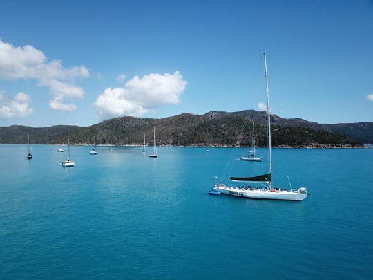 Spank Me: 2 dni 2 noce żeglarskie Whitsunday