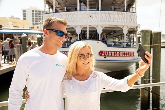 Afternoon sightseeing cruise of Fort Lauderdale