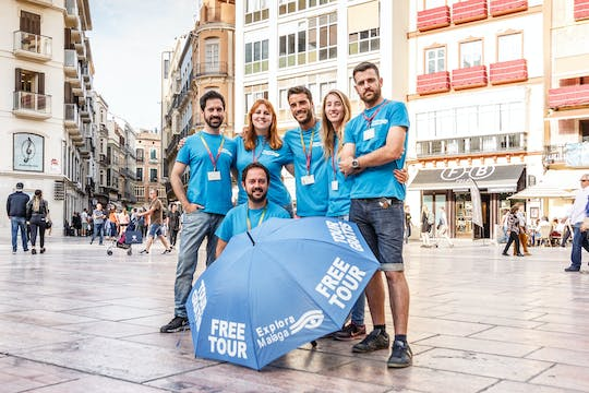 Free walking tour in Málaga