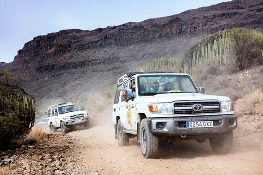Cofete 4x4 Safari Tour