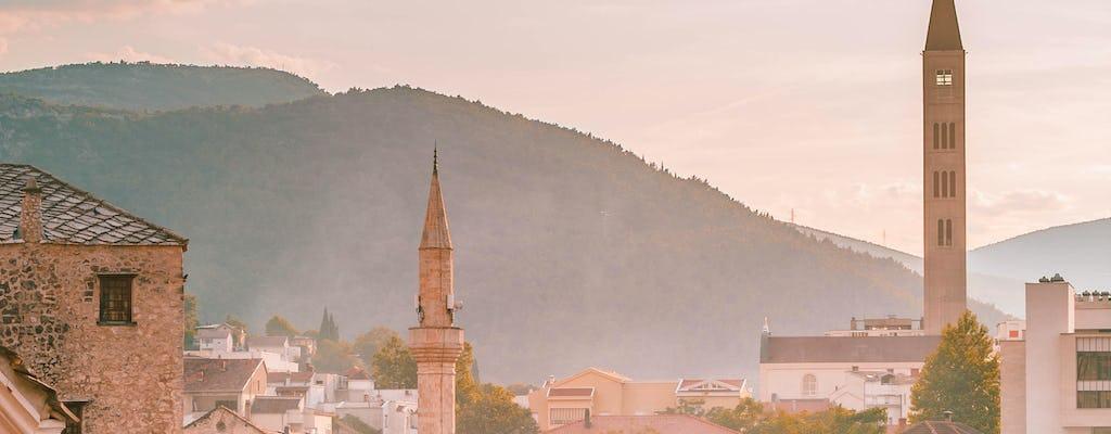 Visite las cascadas de Mostar y Kravice desde Dubrovnik con un automóvil privado