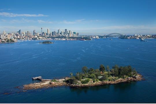 Crucero con almuerzo por el puerto de Sydney