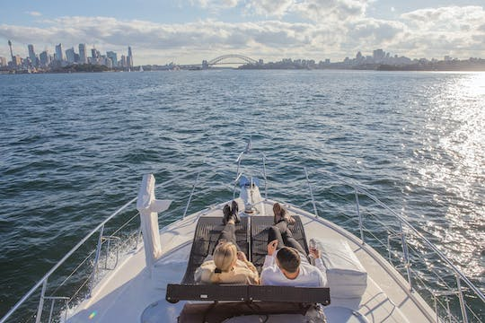Sydney Harbour long lunch or dinner cruise